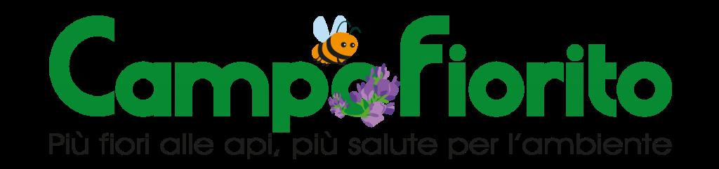 logo campo fiorito progetto per le api di fienilnuovo 1644
