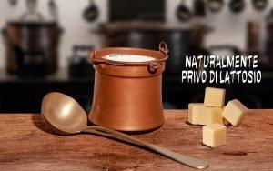 Parmigiano Reggiano naturalmente privo di lattosio